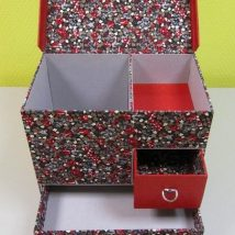 Diy Decorative Boxes 31 214x214 - Amazing DIY Decorative Boxes Ideas you will love for sure