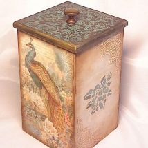 Diy Decorative Boxes 33 214x214 - Amazing DIY Decorative Boxes Ideas you will love for sure