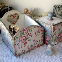 Diy Decorative Boxes 36 214x214 - Amazing DIY Decorative Boxes Ideas you will love for sure