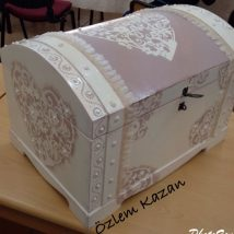 Diy Decorative Boxes 37 214x214 - Amazing DIY Decorative Boxes Ideas you will love for sure