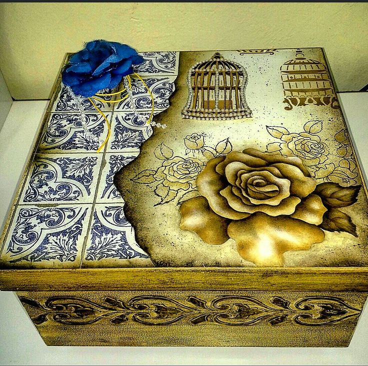 Diy Decorative Boxes 44 - Amazing DIY Decorative Boxes Ideas You Will Love For Sure