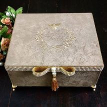 Diy Decorative Boxes 46 214x214 - Amazing DIY Decorative Boxes Ideas you will love for sure