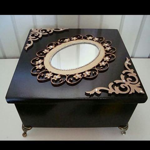 Diy Decorative Boxes 47 - Amazing DIY Decorative Boxes Ideas You Will Love For Sure
