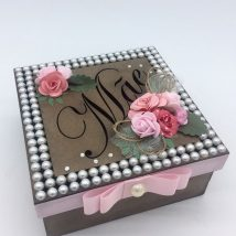 Diy Decorative Boxes 48 214x214 - Amazing DIY Decorative Boxes Ideas you will love for sure