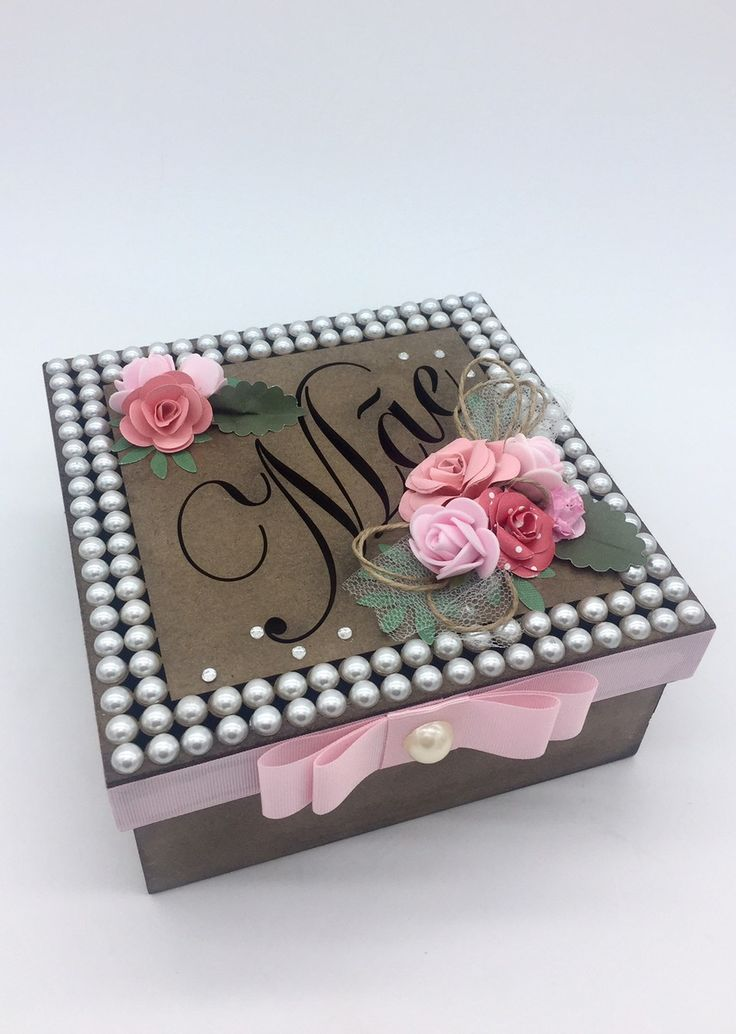Diy Decorative Boxes 48 - Amazing DIY Decorative Boxes Ideas You Will Love For Sure
