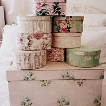 Diy Decorative Boxes 7 214x214 - Amazing DIY Decorative Boxes Ideas you will love for sure