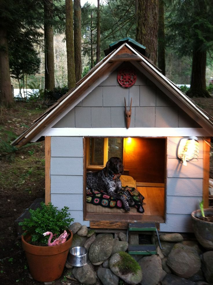 Diy Dog Houses 1 - 40+ DIY Dog House Ideas Your Dog Will Absolutely Love