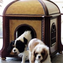 Diy Dog Houses 13 214x214 - 40+ DIY Dog House Ideas Your Dog Will Absolutely Love