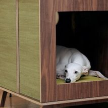 Diy Dog Houses 18 214x214 - 40+ DIY Dog House Ideas Your Dog Will Absolutely Love