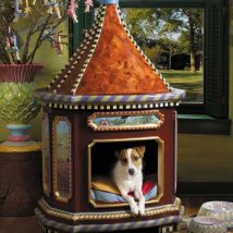 Diy Dog Houses 27 214x214 - 40+ DIY Dog House Ideas Your Dog Will Absolutely Love