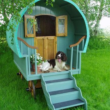 Diy Dog Houses 3 - 40+ DIY Dog House Ideas Your Dog Will Absolutely Love