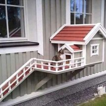Diy Dog Houses 35 214x214 - 40+ DIY Dog House Ideas Your Dog Will Absolutely Love