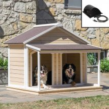 Diy Dog Houses 37 214x214 - 40+ DIY Dog House Ideas Your Dog Will Absolutely Love