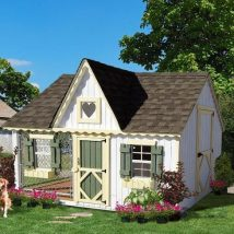 Diy Dog Houses 38 214x214 - 40+ DIY Dog House Ideas Your Dog Will Absolutely Love
