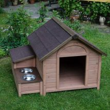 Diy Dog Houses 44 214x214 - 40+ DIY Dog House Ideas Your Dog Will Absolutely Love
