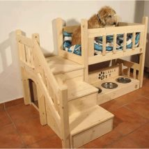 Diy Dog Houses 51 214x214 - 40+ DIY Dog House Ideas Your Dog Will Absolutely Love