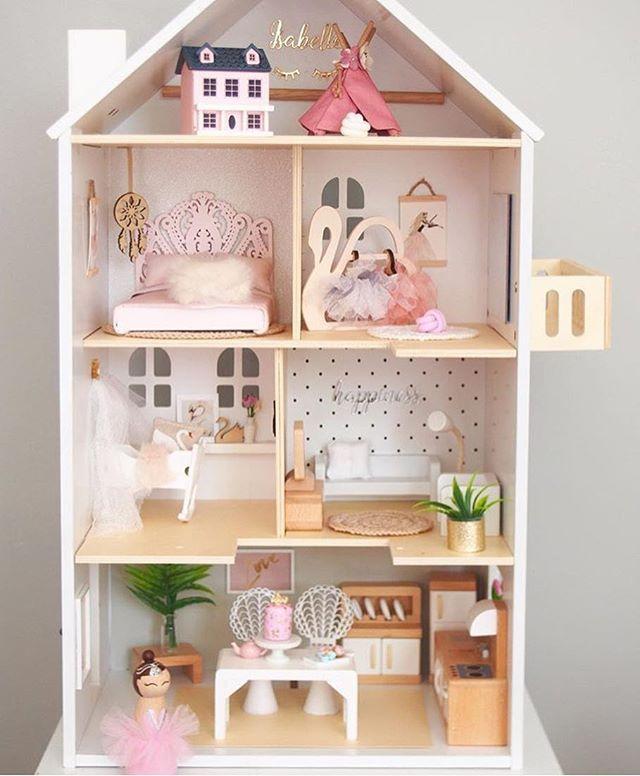 Diy Doll Houses 1 - 35+ DIY Miniature Doll Houses