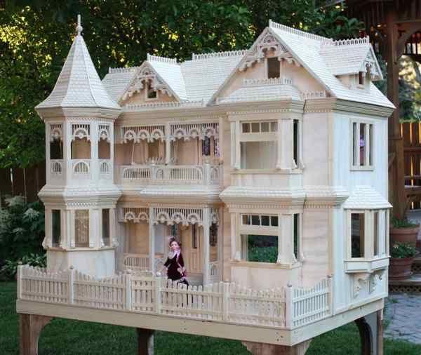 Diy Doll Houses 10 - 35+ DIY Miniature Doll Houses