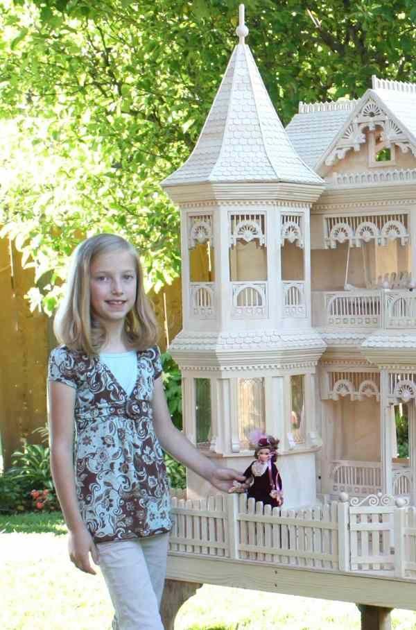Diy Doll Houses 11 - 35+ DIY Miniature Doll Houses