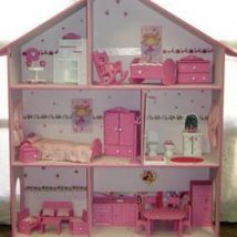 Diy Doll Houses 17 214x214 - 35+ DIY Miniature Doll Houses