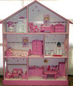 Diy Doll Houses 17 - 35+ DIY Miniature Doll Houses