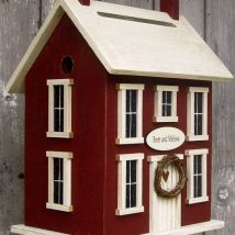 Diy Doll Houses 25 214x214 - 35+ DIY Miniature Doll Houses