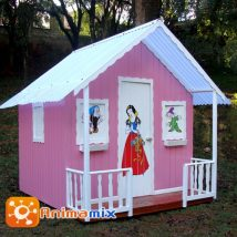 Diy Doll Houses 26 214x214 - 35+ DIY Miniature Doll Houses
