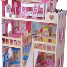 Diy Doll Houses 27 214x214 - 35+ DIY Miniature Doll Houses