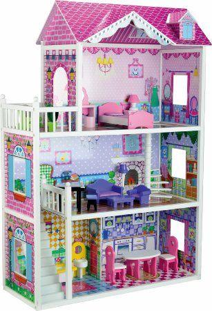 Diy Doll Houses 28 - 35+ DIY Miniature Doll Houses