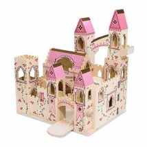 Diy Doll Houses 29 214x214 - 35+ DIY Miniature Doll Houses
