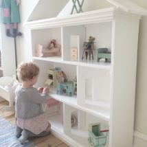 Diy Doll Houses 3 214x214 - 35+ DIY Miniature Doll Houses