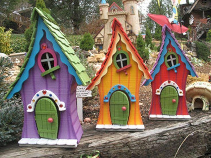 Diy Doll Houses 35 - 35+ DIY Miniature Doll Houses