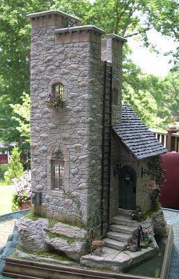 Diy Doll Houses 40 - 35+ DIY Miniature Doll Houses