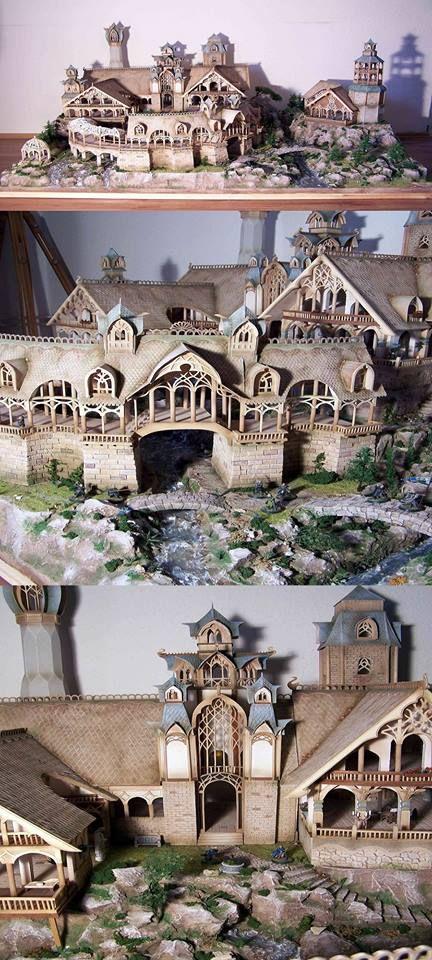 Diy Doll Houses 41 - 35+ DIY Miniature Doll Houses