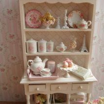 Diy Doll Houses 43 214x214 - 35+ DIY Miniature Doll Houses