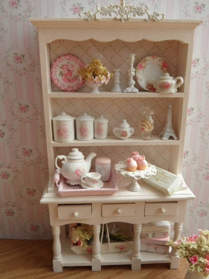 Diy Doll Houses 43 - 35+ DIY Miniature Doll Houses