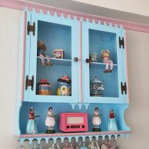 Diy Doll Houses 44 214x214 - 35+ DIY Miniature Doll Houses