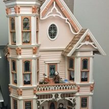 Diy Doll Houses 50 214x214 - 35+ DIY Miniature Doll Houses