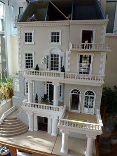 Diy Doll Houses 52 - 35+ DIY Miniature Doll Houses