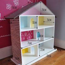 Diy Doll Houses 6 214x214 - 35+ DIY Miniature Doll Houses