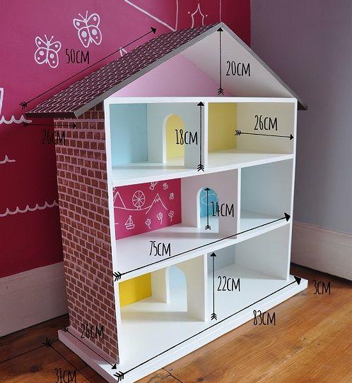 Diy Doll Houses 6 - 35+ DIY Miniature Doll Houses