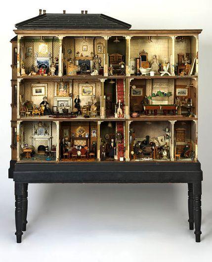 Diy Doll Houses 9 - 35+ DIY Miniature Doll Houses