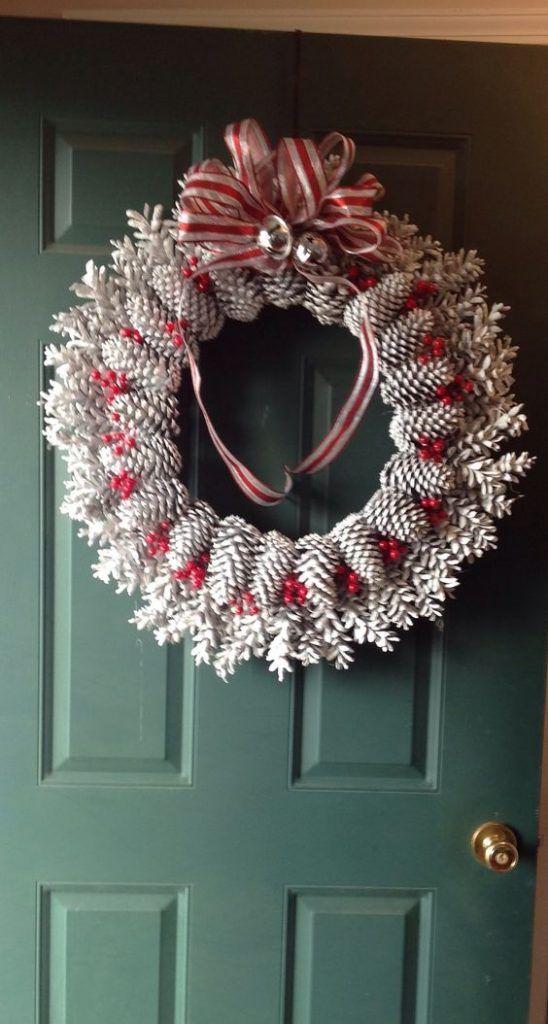 Diy Door Wraths 10 - 40+ Best DIY Fall Wreath Ideas For Your Front Door