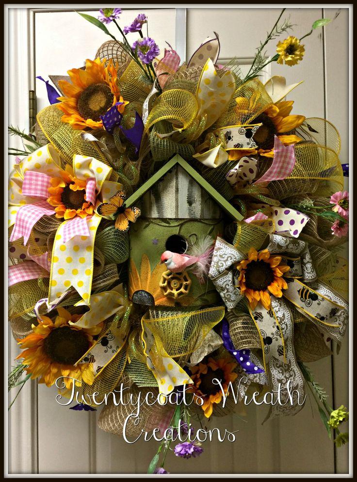Diy Door Wraths 15 - 40+ Best DIY Fall Wreath Ideas For Your Front Door