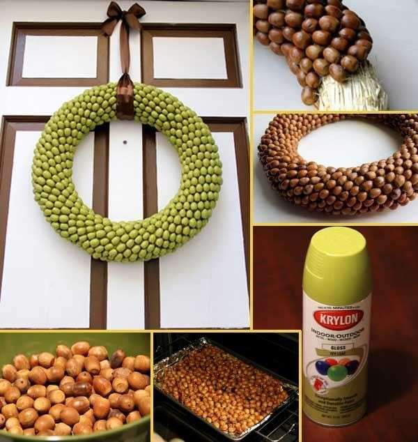 Diy Door Wraths 21 - 40+ Best DIY Fall Wreath Ideas For Your Front Door