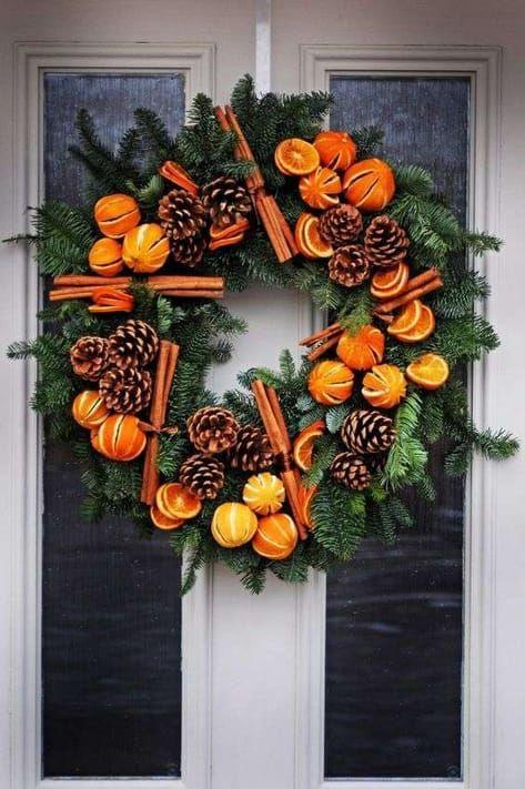 Diy Door Wraths 26 - 40+ Best DIY Fall Wreath Ideas For Your Front Door