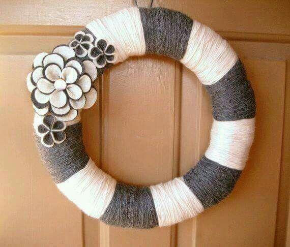 Diy Door Wraths 37 - 40+ Best DIY Fall Wreath Ideas For Your Front Door