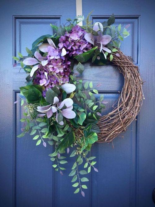 Diy Door Wraths 4 - 40+ Best DIY Fall Wreath Ideas For Your Front Door