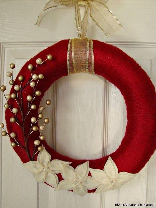 Diy Door Wraths 44 - 40+ Best DIY Fall Wreath Ideas For Your Front Door