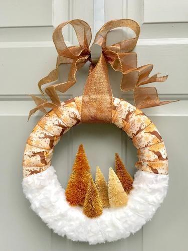 Diy Door Wraths 54 - 40+ Best DIY Fall Wreath Ideas For Your Front Door